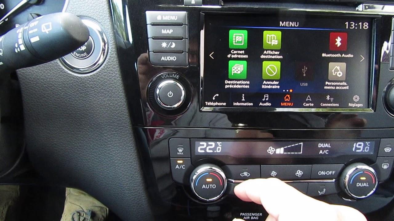 Essai techno Nissan Qashqai : le nouveau NissanConnect est arrivé