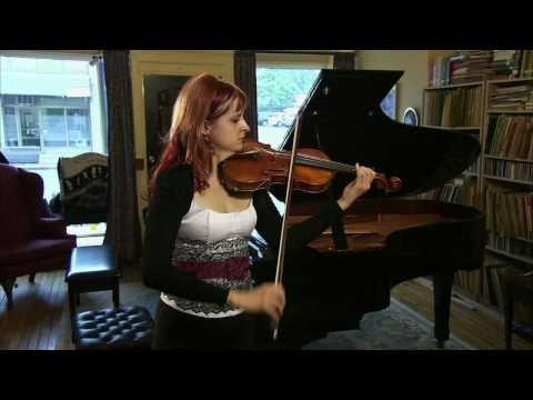 Émilie Paré, violoniste