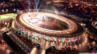 Olympic Games in San Andreas | Открытие Олимпийских игр
