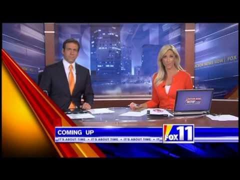 FOX 11 Tucson Now 7.5.13 9PM