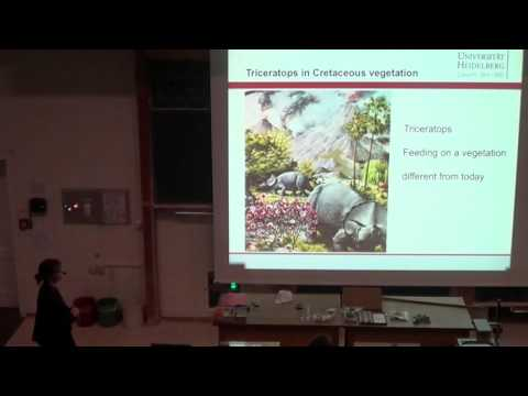Christina Ifrim: The End of the Cretaceous: The Causes of the Dinosaur Extinction 65 Myr Ago