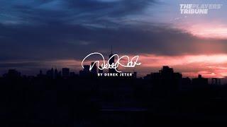 Derek Jeter - Thank You, New York