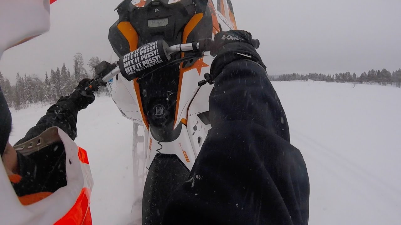 Ski-doo Summit X 850 | Clutch Kit Testing | Wheelie Wednesday