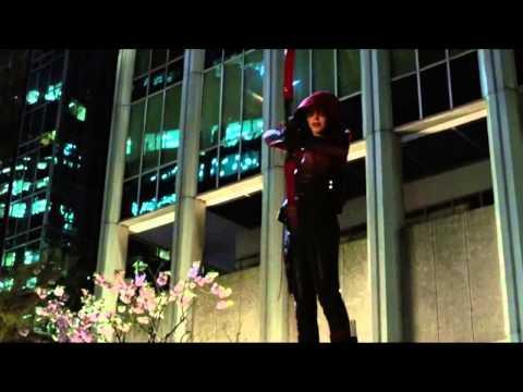 Arrow 3x23 - Thea becomes Speedy