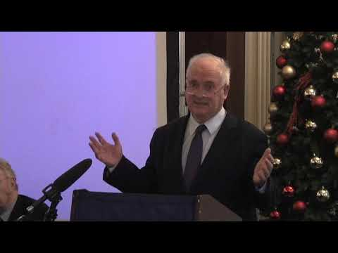 John Bruton address on 1918 General Election, 15 Dec 2018