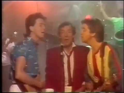 The Hollies Bus Stop 1984 special