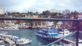 Анталья, экскурсия в старый город, на отдыхе в Турции