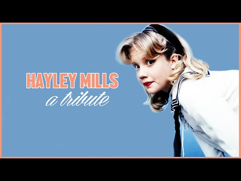 hayley mills   a tribute