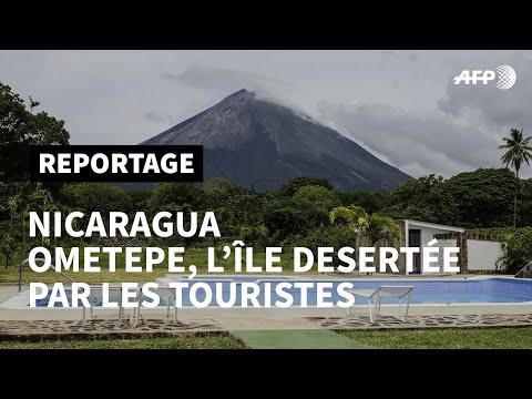 Ile d\'Ometepe/Nicaragua: la répression fait fuir les touristes