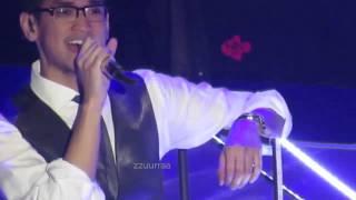 150214 Afgan - Medley C2H, Entah, Sabar, Bawalah Cintaku, Untukmu Aku Bertahan (Konser Dari Hati)