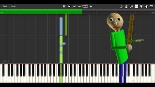Download Baldi's Basics MIDI files (download) Mp3 and Videos