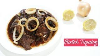 Bistek Tagalog (Beefsteak)