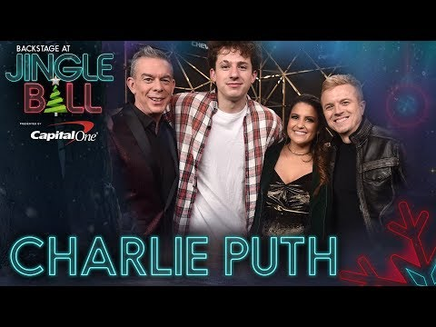 Charlie Puth Beatboxes, Receives Birthday Surprise on Jingle Ball Red Carpet | KIIS FM's Jingle Ball