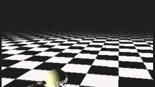 """Xbox360 Game """"Darwinia"""" OP 04 """"Ray Tracing"""""""