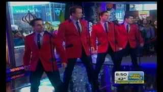 Jersey Boys Broadway on GMA