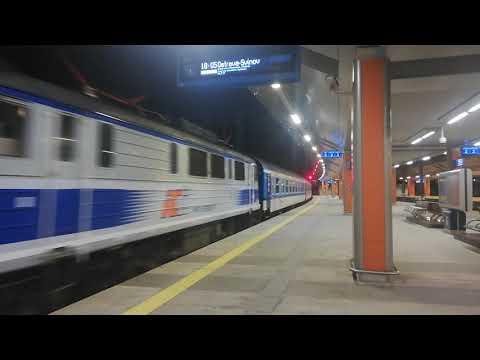 TLK 34004/300 Galicja do Ostrava Svinov   Kraków Główny   #pkpintercity #krakow #českédráhy