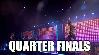 We Three Family Band America's Got Talent 2018 Quarter Finals|GTF