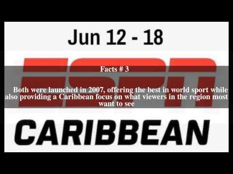ESPN Caribbean Top # 6 Facts