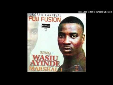 Wasiu Ayinde - Solo (Fuji Fusion)