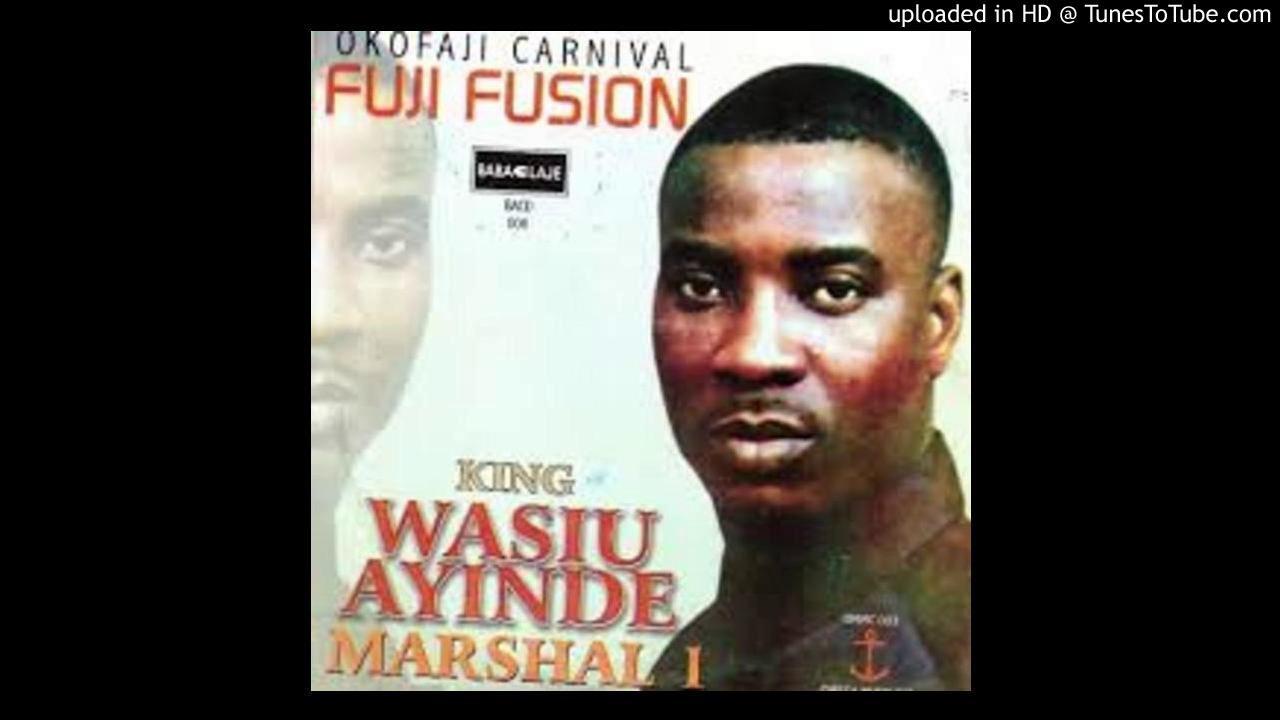 Download Wasiu Ayinde - Solo (Fuji Fusion)
