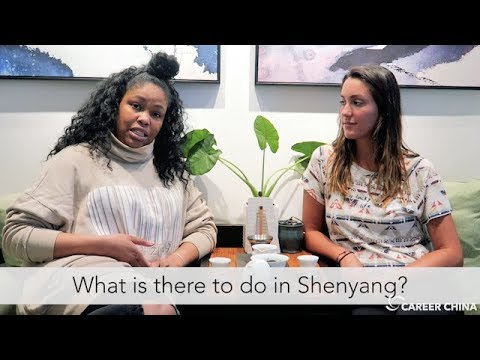 Living in Shenyang, China as an ESL Teacher