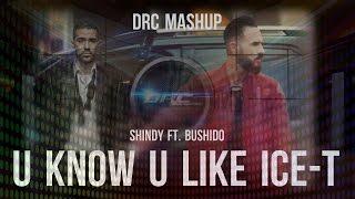 Shindy ft. Bushido - U Know U Like Ice T - DRC Mashup