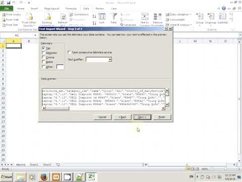 Excel : Open CSV in UTF-8
