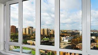 видео Раздвижные двери на балкон: виды, характеристики и особенности монтажа