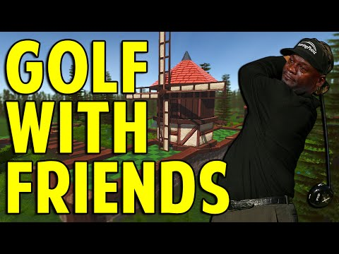 SIDEARMS IS GRIEFING! [Golf With Friends] - YouTube Golf With Friends