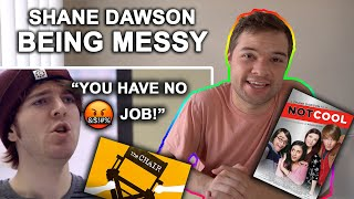 "Shane Dawson Was Very SHADY on this 2014 Reality Show (Directing ""Not Cool"" on The Chair)"
