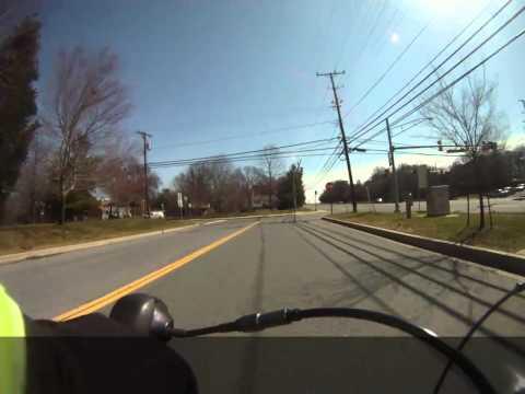 Getting around Greenbelt Maryland by bike, Episode 3