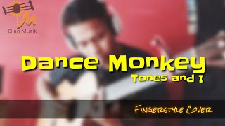 #FINGERSTYLE Dance Monkey - Tones and I Fingerstyle Cover