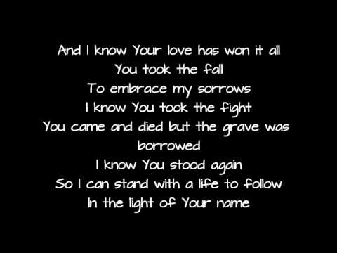 Love is War | Hillsong UNITED - LYRICS!
