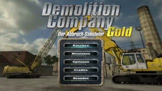 Demolition Company GOLD EDITION Gameplay #01 - Premiere!