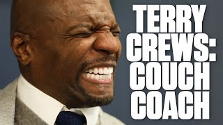Terry Crews' special couch workout for Colts vs. Chiefs | NFL | NBC Sports
