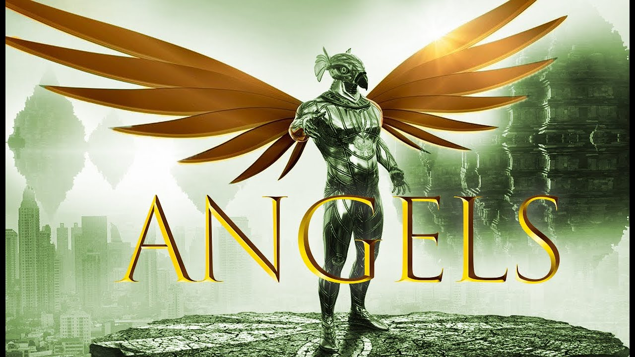 Most People Don't Even Realize What's Around Them - Angels, Fallen Angels and Lucifer (PAR