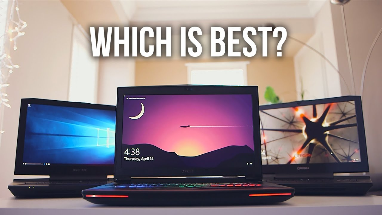 ultra high end gaming notebook roundup youtube. Black Bedroom Furniture Sets. Home Design Ideas