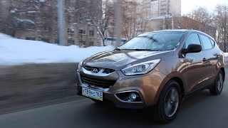 Тест драйв Hyundai IX35. 1 МЛН Рублей смотреть