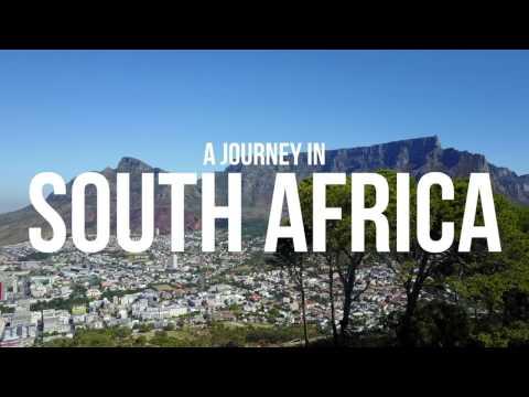 South Africa Philanthropic Presentation