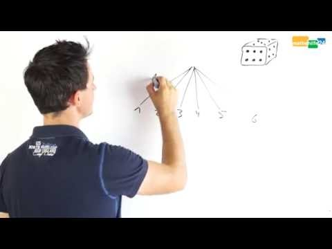 Zwei Mal 6 WÜRFELN - Wahrscheinlichkeit berechnen - Baumdiagramm