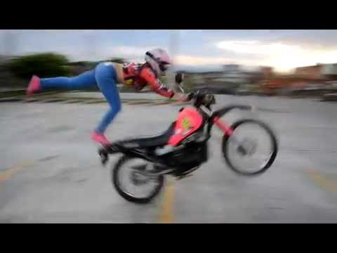 pekis stunt en su dt youtube