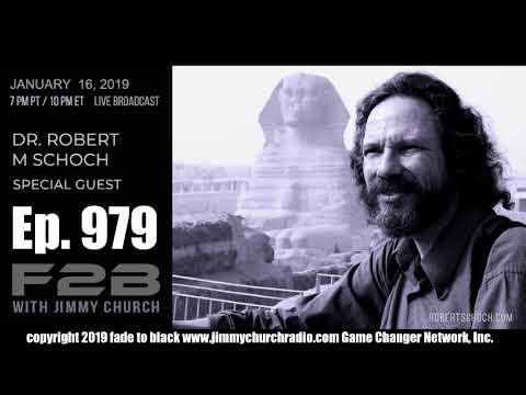 Ep. 979 FADE to BLACK Jimmy Church w/ Robert Schoch : Solar Cataclysm : LIVE