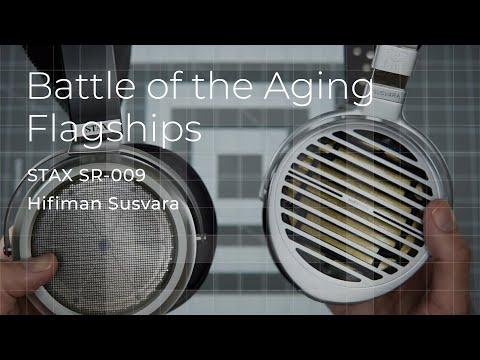 Susvara vs. SR-009 - Battle of the Aging Flagships