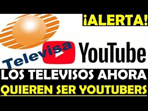 INCREIBLE ¡TELEVISA QUIERE MUDAR A YOUTUBE! TELEVISOS QUIEREN SER YOUTUBERS - ESTADISTICA POLITICA