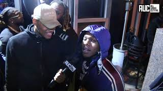 Does DaBaby Eat Da Booty? Asking Female Fans At Kirk Concert Afterparty OAK Atlanta Club