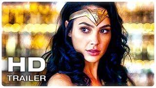 ЧУДО-ЖЕНЩИНА 1984 Трейлер ТИЗЕР #1 (2020) Галь Гадот, Крис Пайн SuperHero Movie HD