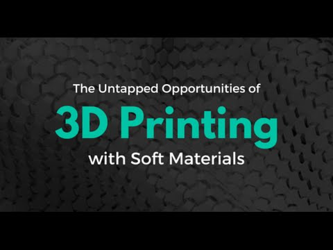 Untapped Opportunities for 3D Printing with Soft Materials
