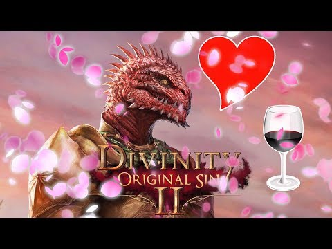 Divinity: Original Sin 2 - A Night of Love and Lust with Red Prince
