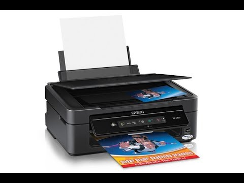 Epson Xp-200- How To Clean Printhead