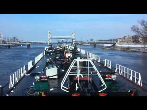 Interstream Barging Challenges Winter 2012